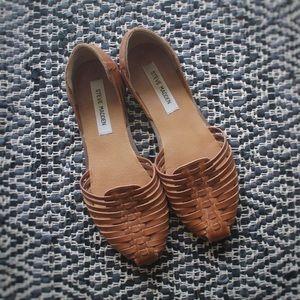 Steve Madden genuine leather women's sandals